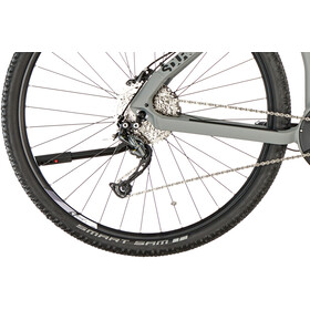 HAIBIKE SDURO Cross 3.0 Dame grey/white/black matte